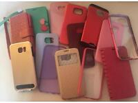14 Samsung Galaxy s6 cases for sale.