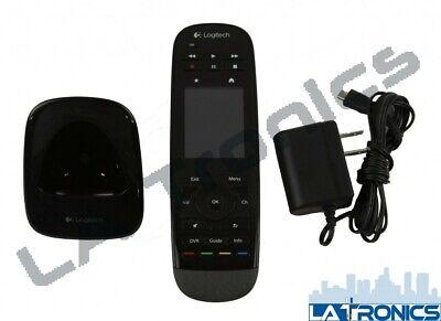 Logitech Harmony Ultimate Home TouchScreen Black Remote 915-000237