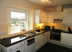 Light and spacious Victorian two bed flat for rent in Milton, Weston super Mare