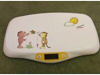 Disgital Baby scale