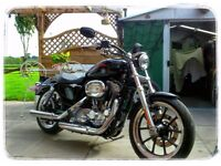 Sportster 883supperlow very low mileage