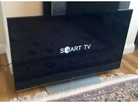 48in SAMSUNG 3D SMART LED TV - FULL HD - WIFI- VOICE CONTROL - FREEVIEW/SAT HD -600hz- WARRANTY