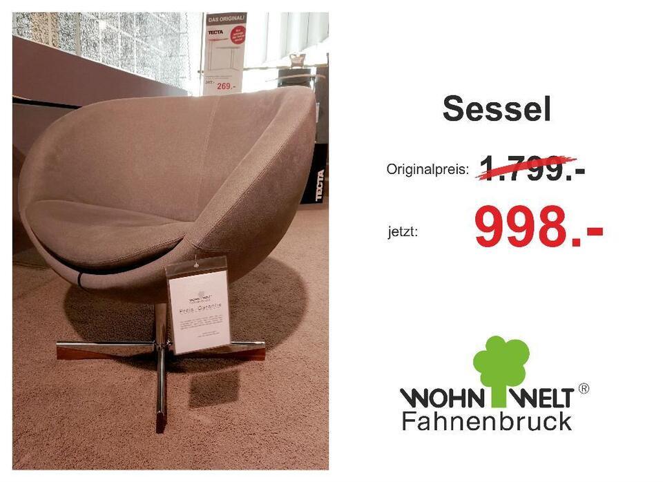 Sessel Planet, Variér Furniture in Voerde (Niederrhein)