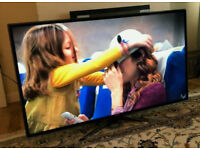 60in Samsung Smart LED TV built-in Freeview HD