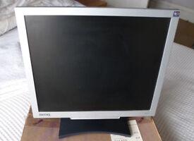 "Benq FP91G+ 19"" Colour Monitor"