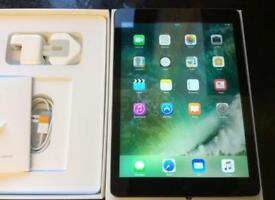 IPad Air 1st Gen, 32GB, Space Grey, Wifi, Retina Display, with Box and Accessories