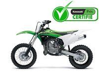 2015 Kawasaki KX85 22.24$*/sem **Defiez nos prix