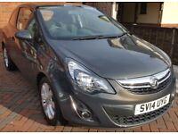2014 Vauxhall Corsa Excite 1.2L 3 door