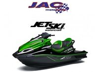 2014 Kawasaki JET SKI ULTRA 310LX DÉMO 4 ans Garantie supplement