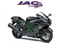 2015 Kawasaki Ninja ZX-14R ABS SE Super Sport 1000$ Rabais + 1 a