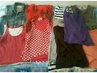 Women's Bundle Of Clothes