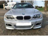BMW, M3, Coupe, 2002, Manual, 3246 (cc), 2 doors