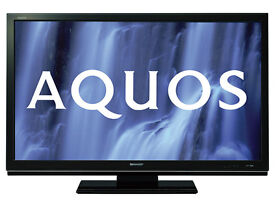 """Sharp Aquos LC-42XL2E 42inch (42"""") LCD TV - hardly used"""