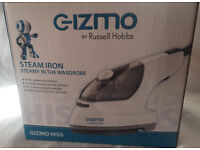 Gizmo steam iron by Russell Hobbs