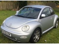 2003 Volkswagen Beetle , lowmiles , £600 bargin