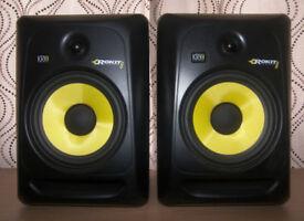 KRK RP8 G3 Rokit G3 Powered 2-Way Active Studio Monitors / Speakers.