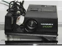 HANIMAX 2100 SLIDE PROJECTOR