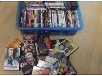 97 VARIOUS FILMS ETC