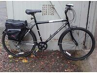 Bike gents 26 inch rigid