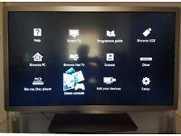 "Philips 42PFL7606H 42"" 3D 1080p HD LED LCD Internet TV"