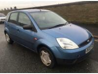 Ford Fiesta 1.3 5 door 2003 £695