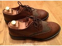 Hackett shoes Brown and green - NEW size 42