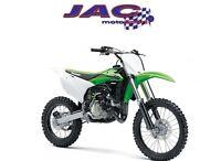 2015 Kawasaki KX100 23,72$*/sem. **Defiez nos prix