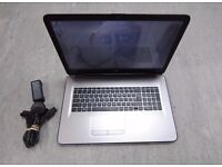 "HP 17"" Laptop 17-Y013NA Like New £325"
