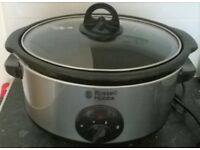 Russell Hobbs Cooker Slow 3.5ltr 19790 - used once