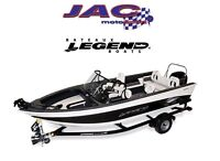2015 Legend Boats Ltd 20 Xcalibur Mercury 75 ELPT 98$*/Sem Defie
