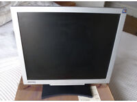 "Benq 19"" Colour Monitor"