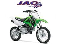 2015 Kawasaki KLX110L 16,88$*/sem Defiez nos prix