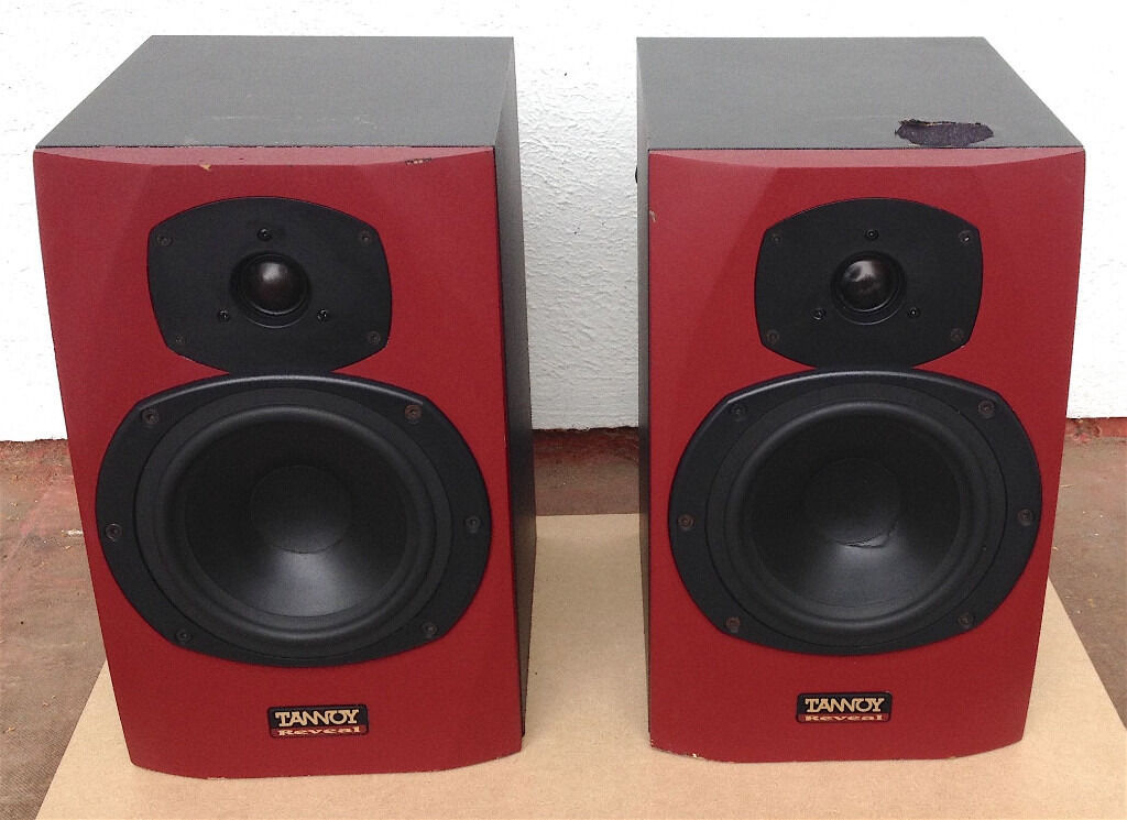 tannoy reveal studio monitors speakers in bournemouth dorset gumtree. Black Bedroom Furniture Sets. Home Design Ideas