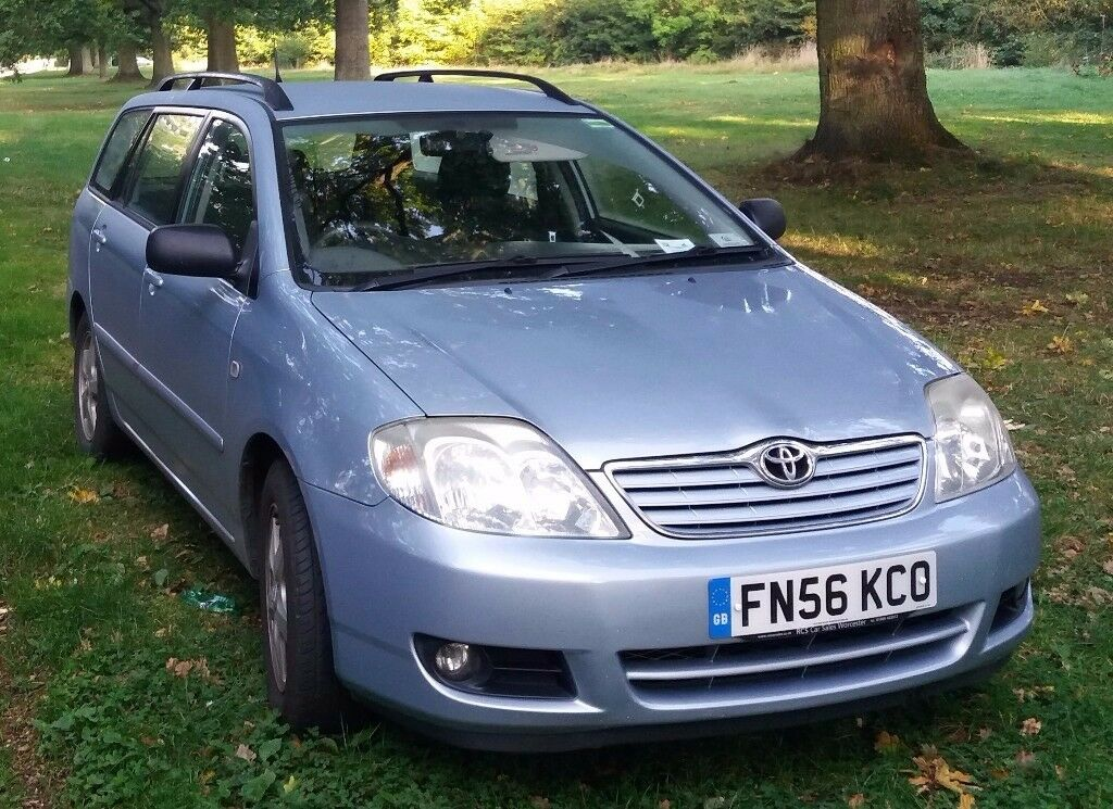 toyota corolla t3 d 4d 2 0 estate 2006 in malvern worcestershire gumtree. Black Bedroom Furniture Sets. Home Design Ideas