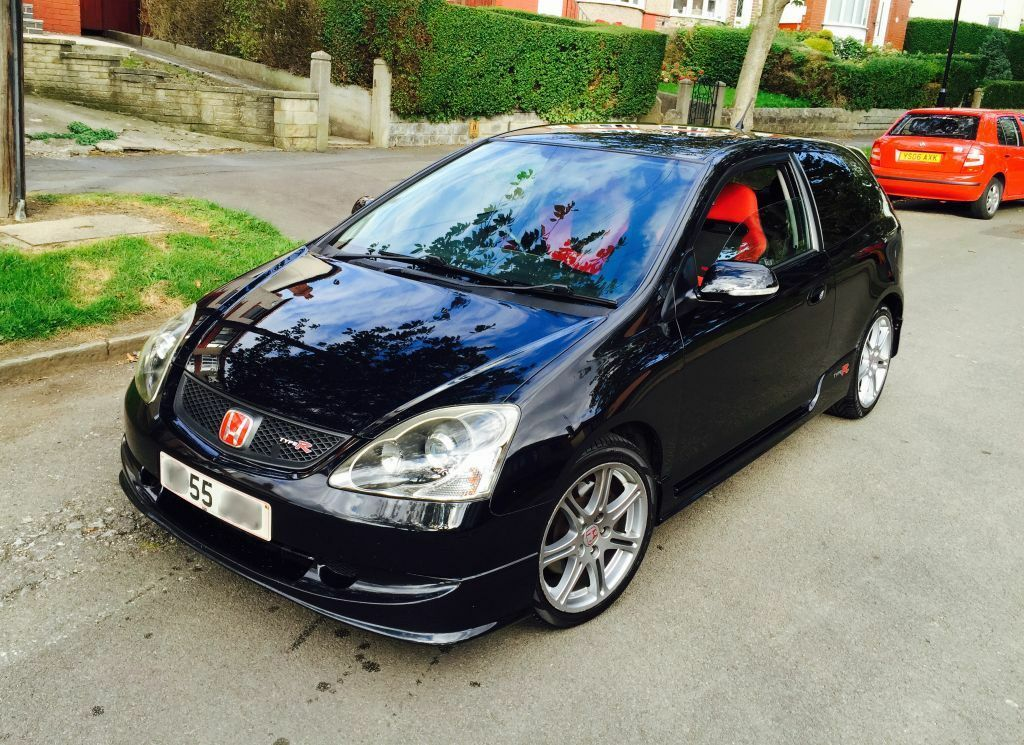 2005 55 honda civic type r premier edition ep3 k20 civic type r premier edition in sheffield. Black Bedroom Furniture Sets. Home Design Ideas