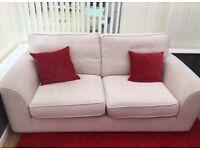 Sofa 2/3 seater furniture village