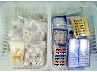 Business stock - 337 pairs mixed EARRINGS - Wholesale womens fashion jewellery