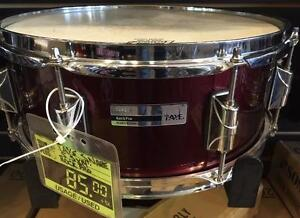 "Caisse Claire Taye Rock Pro 5.5x14"" usagée/used"