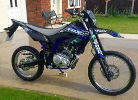 REDUCED!!!! Stunning and immaculate Yamaha WR135r (Only 5500 miles on clock) UK DELIVERY AVAILABLE