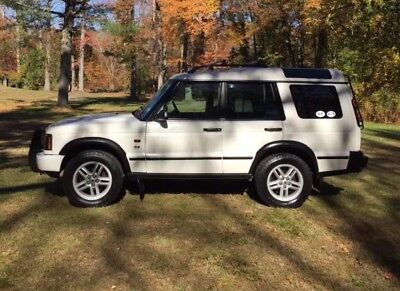 2003 Land Rover Discovery SE 2003 Land Rover Discovery, 2 owners, clean carfax