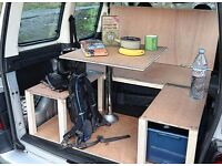 SPACE Citroen Berlingo Camper Van Conversion Module