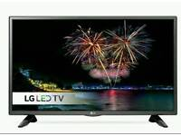 """LH510U LED TV - 32"""" HD LED TV with Freeview 13"""