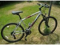Saracen Rufftrax 2 Mens Aluminium Mountain Bike