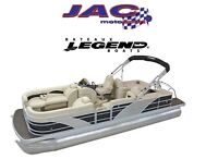 2015 Legend Boats Ltd Platinum Lounge Mercury 40 EL 109$*/Sem 2,