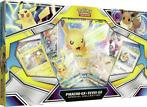 Pokémon Pikachu-GX & Eevee-GX Special Collection Box