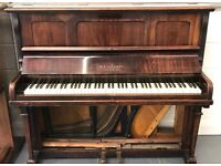 ***CAN DELIVER*** UPRIGHT PIANO
