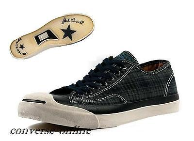CONVERSE JOHN VARVATOS Limited Edition JACK PURCELL VINTAGE Trainers SIZE UK 8.5