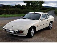Porsche 924S 2.5 98500 miles