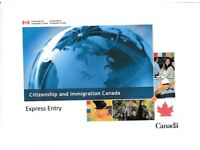 Express Entry Pool/Study Permit/PNP Canada/Business Visa Canada/SINP