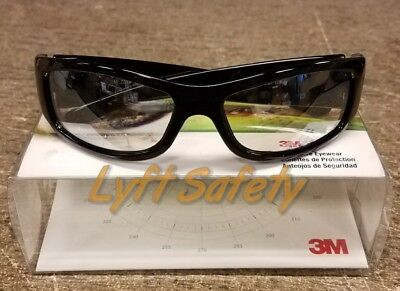 697bd12bad8 3M Moon Dawg Safety Glasses Eye Protection Anti-Fog Black 11216-00000-20  3-Pair
